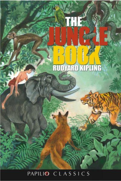 The Jungle book papilio 2016